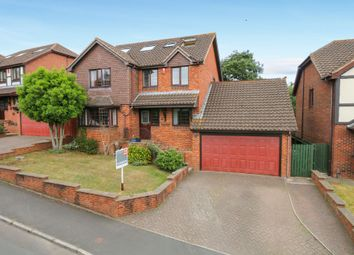 Thumbnail 5 bed detached house for sale in Humber Lane, Kingsteignton, Newton Abbot