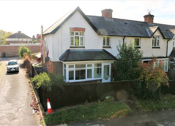 Thumbnail 3 bed end terrace house for sale in Worting Road, Basingstoke