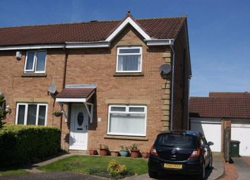 Thumbnail 3 bed end terrace house for sale in Ashley Close, Killingworth, Newcastle Upon Tyne