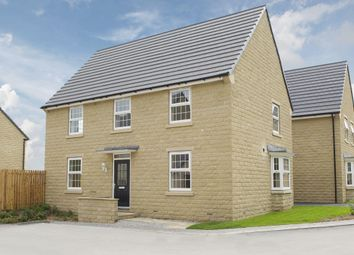 "Thumbnail 4 bedroom detached house for sale in ""Cornell"" at Commercial Road, Skelmanthorpe, Huddersfield"