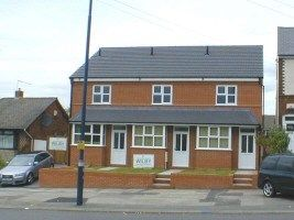 Thumbnail 2 bed property to rent in Fordhouse Lane, Birmingham