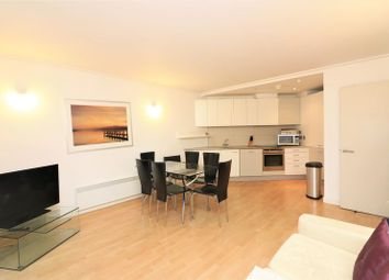 Thumbnail 1 bed flat to rent in Naxos Building, Canary Wharf