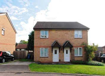 Thumbnail 2 bed semi-detached house to rent in Tuxford Close, Oakwood, Derby