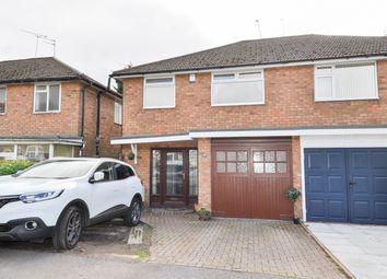 Thumbnail 3 bed semi-detached house for sale in Bunbury Road, Northfield, Birmingham