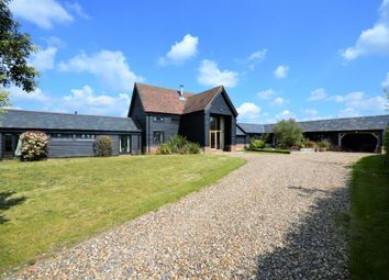 Thumbnail 4 bed barn conversion for sale in The Barn House, Wareside, Nr Ware