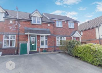 Thumbnail 2 bedroom terraced house for sale in Glazebury Drive, Westhoughton, Bolton, Lancashire