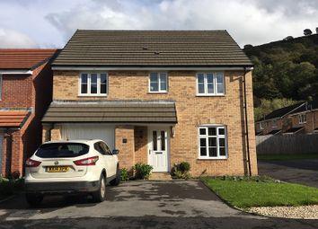 Thumbnail 4 bedroom detached house for sale in Golwg Y Mynydd, Godrergraig, Swansea.