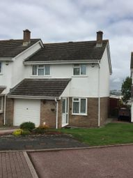 Thumbnail 3 bed semi-detached house to rent in Tapson Drive, Plymstock, Plymouth