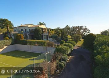Thumbnail 5 bed villa for sale in Super Cannes, Cannes, French Riviera