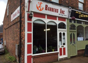 Thumbnail Retail premises for sale in 29 High Street, Chesterfield