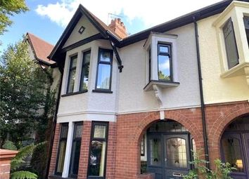 Thumbnail 3 bed terraced house for sale in Colchester Avenue, Penylan, Cardiff