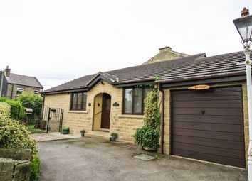 Thumbnail 2 bed detached bungalow for sale in Fisher Green, Honley, Holmfirth