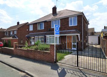 Thumbnail 3 bed semi-detached house to rent in Millfield Crescent, Pontefract
