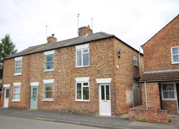 Thumbnail 2 bed cottage for sale in Front Street, Sowerby, Thirsk