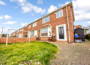 Thumbnail 3 bed semi-detached house for sale in Shakespeare Terrace, Easington, Peterlee