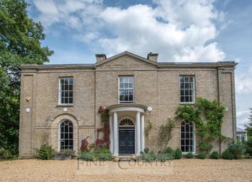 Thumbnail 5 bed detached house for sale in Main Road, Narborough, King's Lynn, Norfolk
