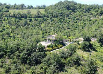 Thumbnail 4 bed farmhouse for sale in Casa Mesola, Pietralunga, Umbria