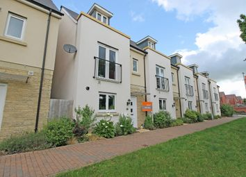 Thumbnail 4 bedroom end terrace house for sale in Admiral Way, Exeter