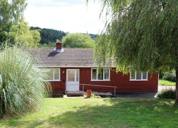 Thumbnail 3 bed detached bungalow to rent in Worles Common, Stockton, Worcester, Worcestershire