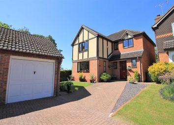 Thumbnail 4 bed detached house for sale in Maple Close, Bromyard