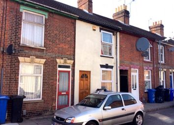 Thumbnail 2 bedroom terraced house to rent in Elliott Street, Ipswich