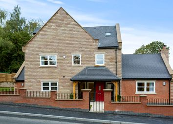 4 bed detached house for sale in Chesterfield Road, Oakerthorpe, Alfreton DE55