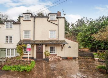 Thumbnail 3 bed property for sale in Roadwater, Watchet