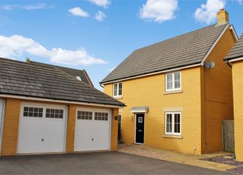 Thumbnail 4 bed detached house for sale in Randall Drive, Oxley Park, Milton Keynes, Buckinghamshire