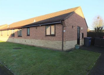 Thumbnail 2 bedroom semi-detached bungalow for sale in Ladywell Close, Burton On Trent, Staffs