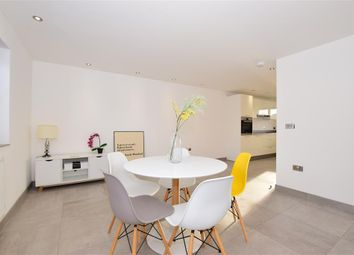 Thumbnail 3 bed town house for sale in Seabrook Road, Hythe, Kent