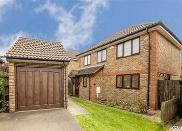 Thumbnail 3 bed detached house for sale in Pondmore Way, Ashford, Kent