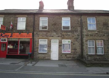 Thumbnail 3 bed terraced house to rent in Market Street, Chapel-En-Le-Frith, High Peak