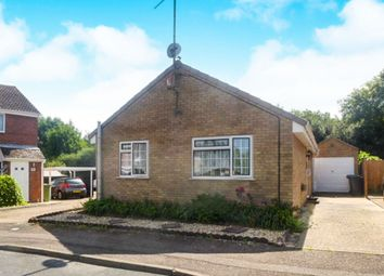 Thumbnail 2 bedroom detached bungalow for sale in Dryden Close, Thetford