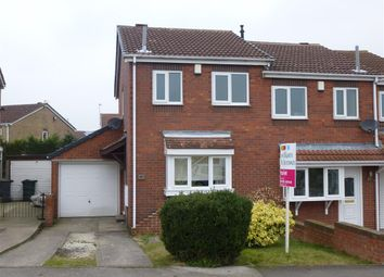 Thumbnail 2 bed semi-detached house to rent in Belvedere Parade, Bramley, Rotherham