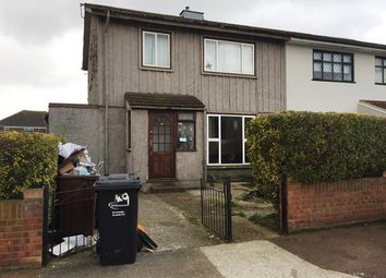 Thumbnail 3 bed semi-detached house for sale in 49 Canberra Crescent, Dagenham, Essex