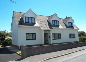 Thumbnail 4 bedroom detached bungalow for sale in Penparc, Cardigan