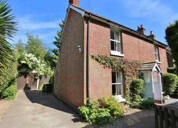 Thumbnail 2 bed detached house for sale in Winchester Road, Shedfield, Southampton