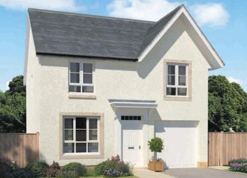 "Thumbnail 4 bed detached house for sale in ""Crichton"" at Falkirk Road, Bonnybridge"