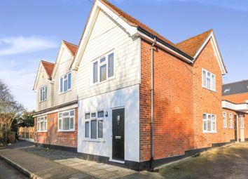 Thumbnail 1 bedroom maisonette for sale in Church Road, West Hanningfield, Chelmsford