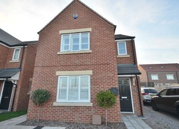 Thumbnail 3 bed detached house to rent in White Satin Close, Iwade, Sittingbourne
