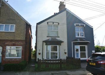 Thumbnail 2 bed semi-detached house for sale in Birthorpe Road, Billingborough, Sleaford, Lincolnshire