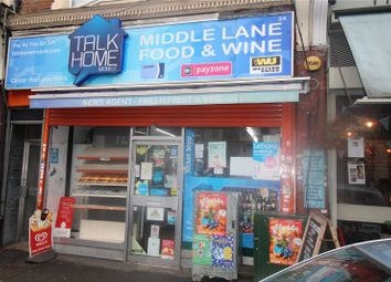 Thumbnail Retail premises to let in Middle Lane, Crouch End