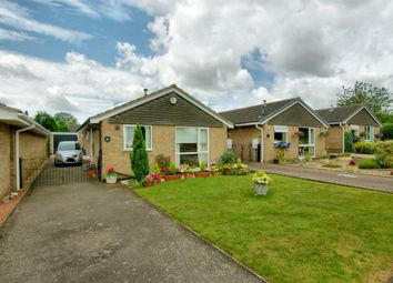 Thumbnail 2 bed detached bungalow for sale in Avon Close, Oakham