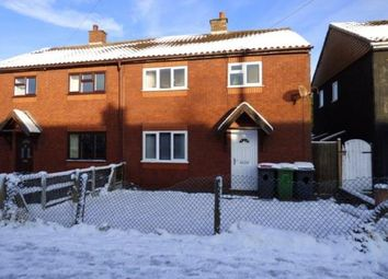 Thumbnail 3 bed semi-detached house for sale in Corbin Road, Dordon, Tamworth, Warwickshire