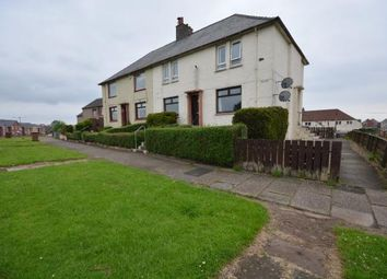 Thumbnail 2 bed flat for sale in Munro Avenue, Kilmarnock