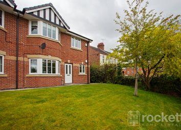 Thumbnail 2 bed flat to rent in Eason Grove, Wistaston, Crewe