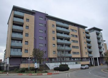 Thumbnail 1 bed flat for sale in Navigation Court, Royal Docks