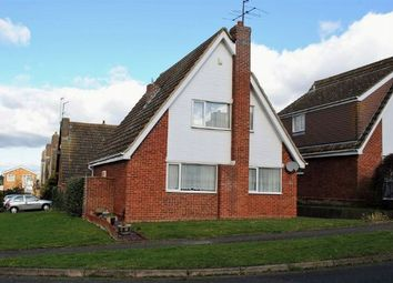 Thumbnail 3 bed detached house for sale in Fallow Walk, Kingsthorpe, Northampton