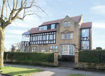 Thumbnail 2 bed flat to rent in Langcliffe Avenue, Harrogate