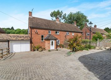 Thumbnail 4 bed semi-detached house for sale in Coppice Road, Kingsclere, Newbury